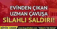 Diyarbakır'da uzman çavuşa silahlı saldırı