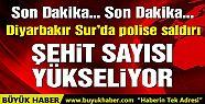 Diyarbakır'ın Sur ilçesinde patlama!