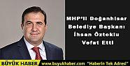 Doğanhisar Belediye Başkanı İhsan Öztoklu...