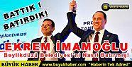 Ekrem İmamoğlu Beylikdüzü Belediyesi'ni...