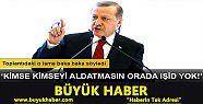 Erdoğan: Bir avuç cinayet şebekesi Müslümanları...