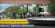 Erdoğan-Davutoğlu görüşmesinde dikkat...