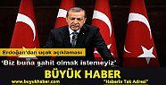 Erdoğan: 'Hava sahamızı ihlal eden iki...