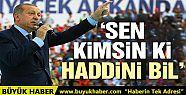 Erdoğan'dan Alman Bakan'a sert tepki!