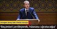 Erdoğan'dan iftarda koalisyon ve erken...