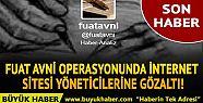 'Fuat Avni' operasyonu: 28 gözaltı