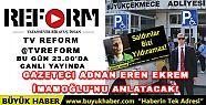 Gazeteci Adnan EREN Ekrem İmamoğlu'nu...