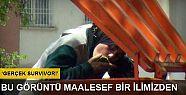 Günün en acı karesi Gaziantep'ten!