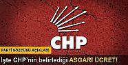 Haluk Koç CHP'nin belirlediği asgari ücreti...