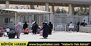 Hatay'a 'Zeytin Dalı' sınır kapısı...