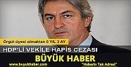 HDP Van Milletvekili Lezgin Botan'a 6...