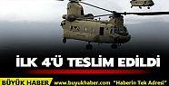 Hindistan Hava Kuvvetleri'ne 15 Chinook...