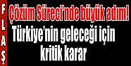 Hükümet ile HDP ortak açıklama yapacak