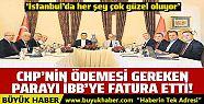 İmamoğlu'ndan halkın parasıyla CHP'li...