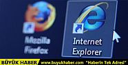 Internet Explorer'ın eski sürümünü...