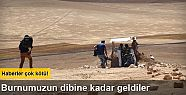 IŞİD ve YPG çatışmasından seken kurşunlar...