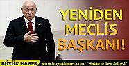 İsmail Kahraman yeniden TBMM Başkanı...