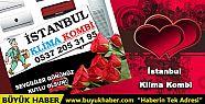 İstanbul Klima Kombi Sevgililer Gününü...
