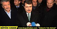 İstanbul Valisi, Emniyet Müdürü 10:30'da...