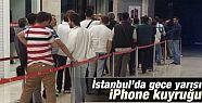İstanbul'da iPhone 6 kuyruğu