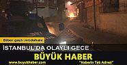 İstanbul'da korsan gösteri yapan eylemcilere...