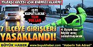 İstanbul'da yılbaşı için Emniyet'ten...