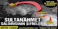 İşte Sultanahmet'teki canlı bomba saldırısının...