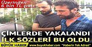 İzmir'de yakalanan Yeni Akit Yayın Yönetmeni...