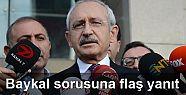 Kemal Kılıçdaroğlu'ndan Deniz Baykal...