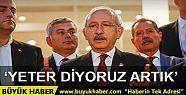 Kılıçdaroğlu: Varsa bir sorun getirin,...