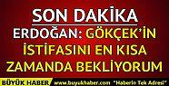 Melih Gökçek'e Erdoğan'dan son dakika...