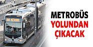 Metrobüs kullananlar DİKKAT