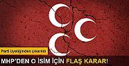 MHP, Sinan Oğan'ı parti üyeliğinden...