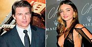 Miranda Kerr'den Tom Cruise açıklaması
