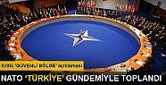 NATO'da gündem Türkiye