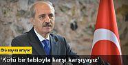 Numan Kurtulmuş'tan Kobani iddiasına sert...