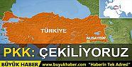 PKK Mardin Nusaybin'den çekildiğini açıkladı