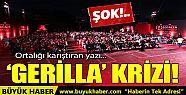 PKK'lı teröristlere alt yazıda 'gerilla'...