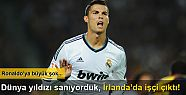 Ronaldo'ya vergi şoku