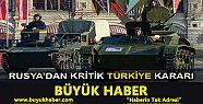 Rusya: Türkiye ile askeri teknik alandaki...