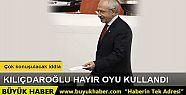 Salih Cora: Kemal Kılıçdaroğlu hayır...