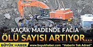 Şırnak'ta kömür ocağında göçük:...