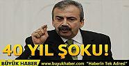 Sırrı Süreyya Önder'e 40 yıl hapis...