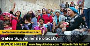 'Suriyeli sığınmacılar nüfusa orantılı...