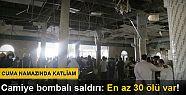 Suudi Arabistan'da Şii camisine intihar...
