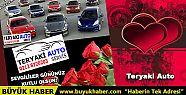 Teryaki Auto Sevgililer Gününü Kutlar