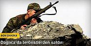 TSK: Teröristler Dağlıca'da 3 adet havan...