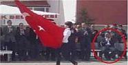 Türk Bayrağı'na saygısızlık iddiası