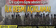 Türk kargo uçağı evlerin üzerine düştü