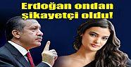 Türkiye güzeli Büyüksaraç'ın Erdoğan'a...